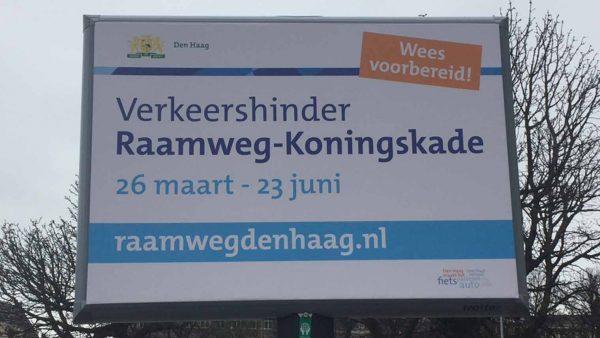 Communicatieonderzoek Raamweg-Koningskade