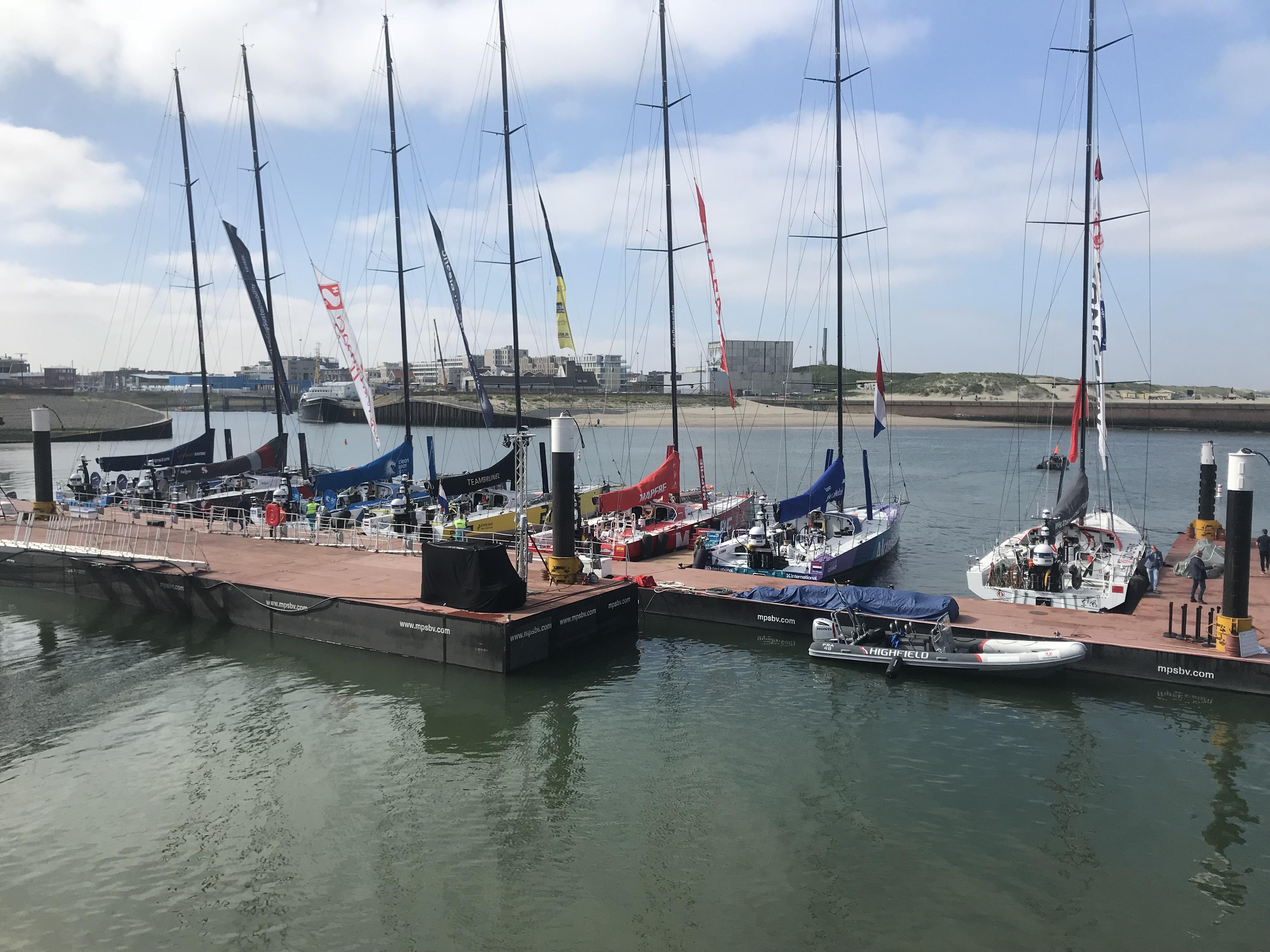 Ondernemersontbijt Volvo Ocean Race druk bezocht