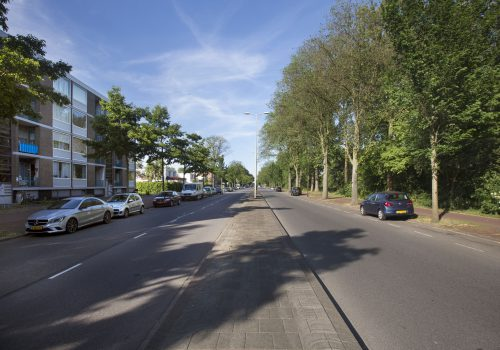 Verkeershinder door werk aan de Erasmusweg start maandag 11 maart